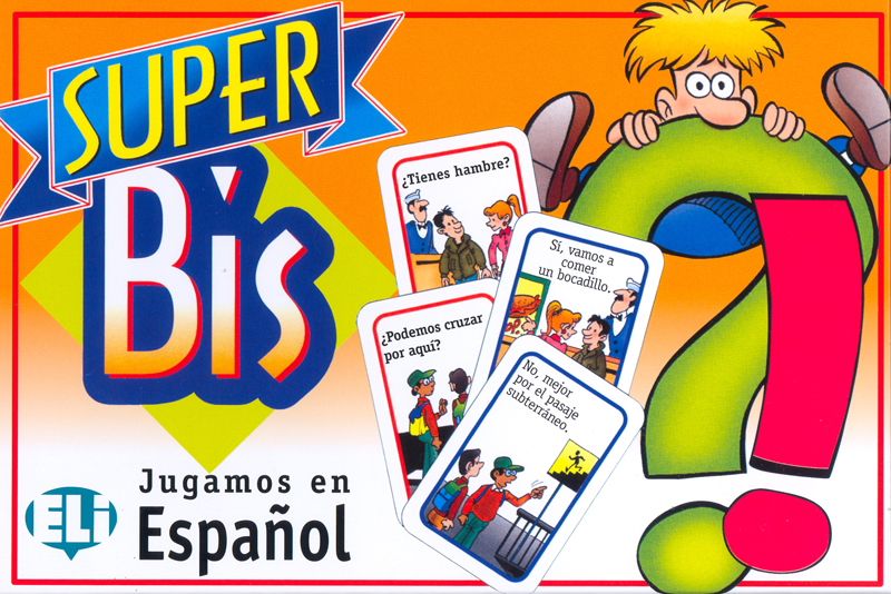 Super Bis Spanish Game