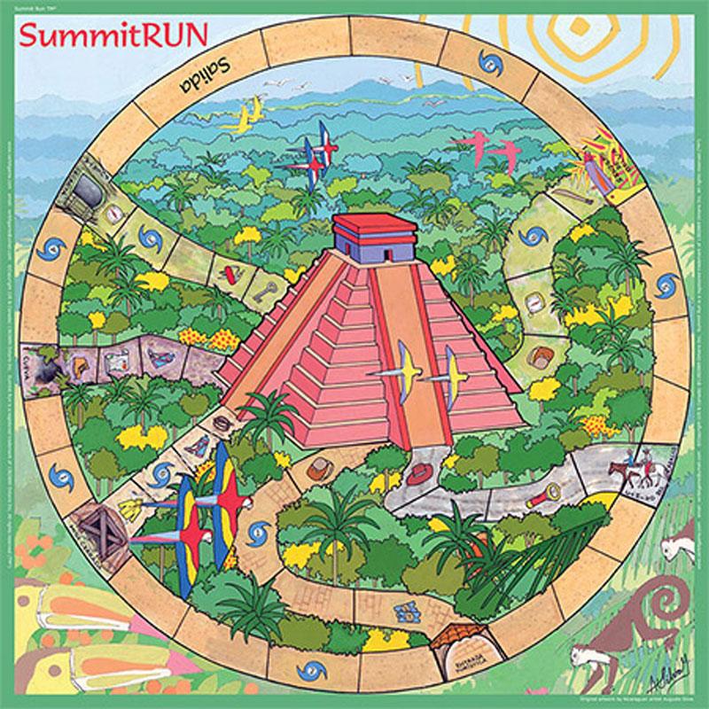 Summit Run Spanish Game