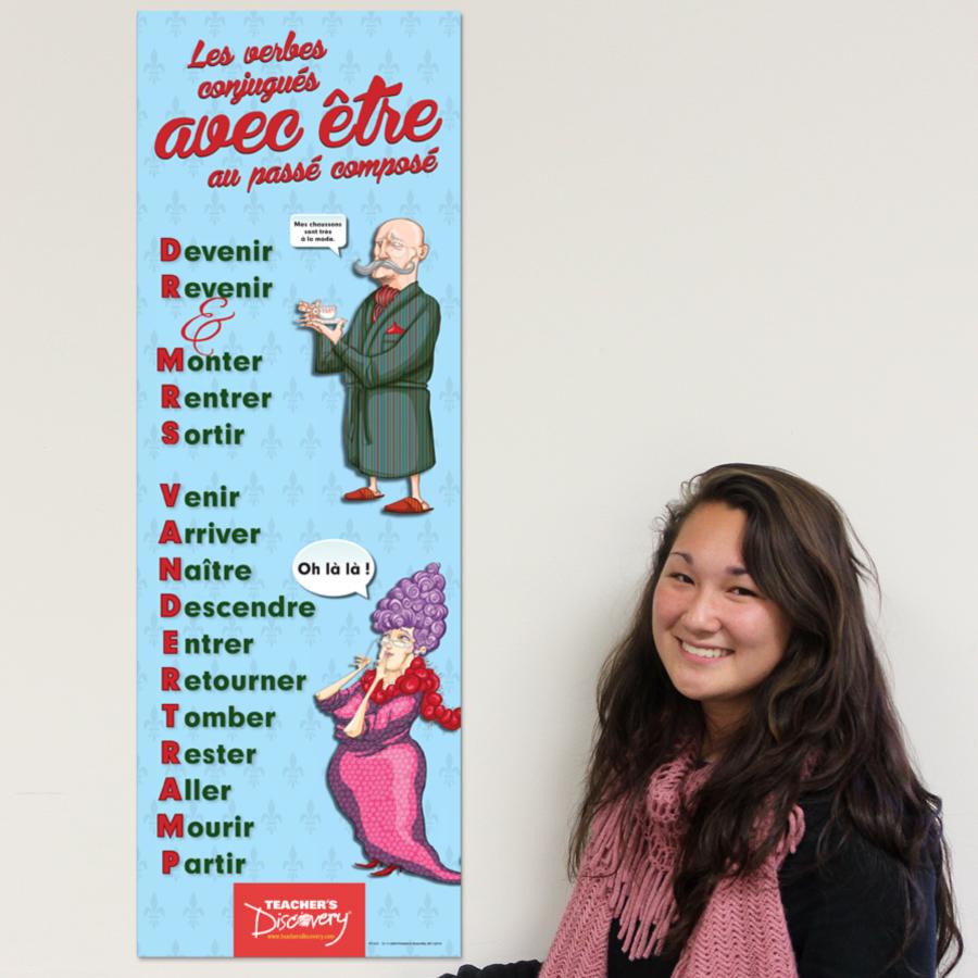 Vandertramp Skinny Poster French