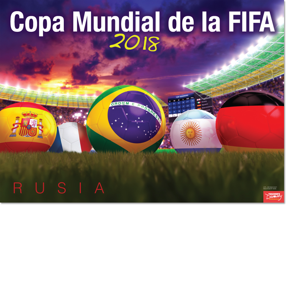 World Cup Spanish Poster