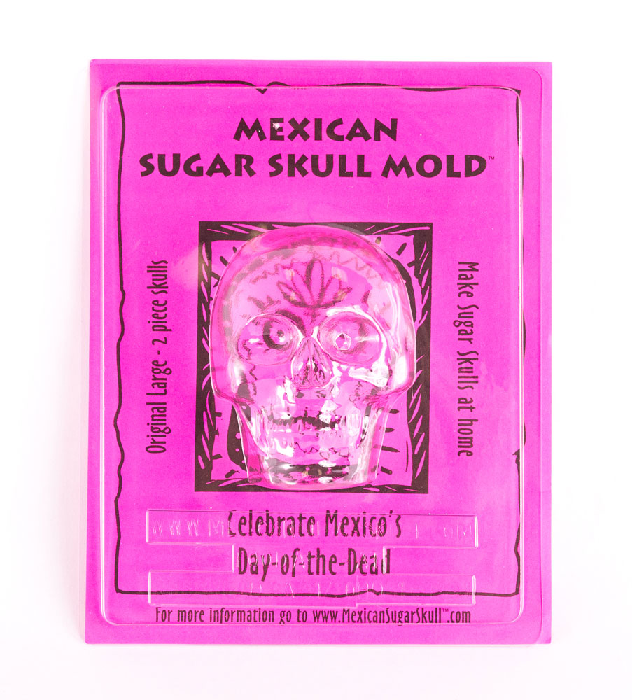 Large Sugar Skull Mold