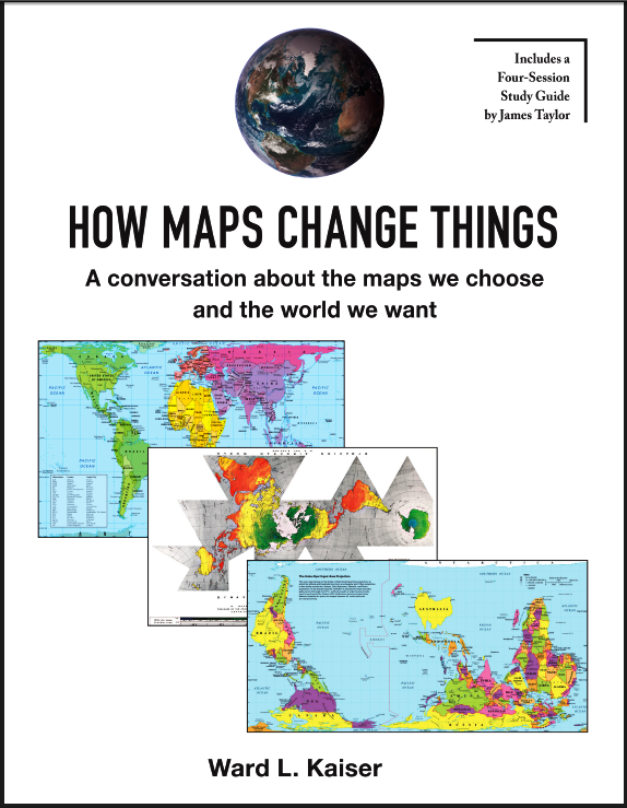 How Maps Change Things Book