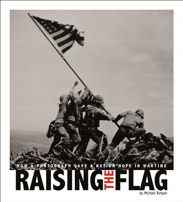 Raising the Flag Book