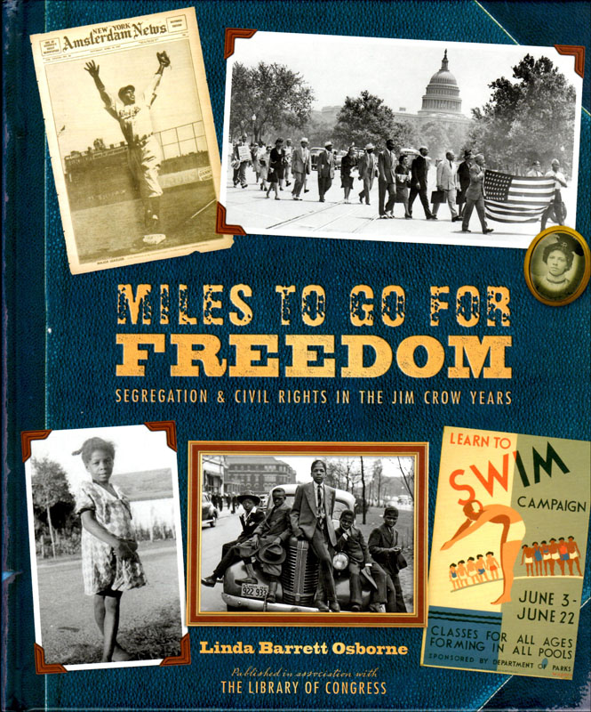 Miles to Go for Freedom Book