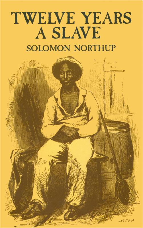 Twelve Years a Slave Paperback Book