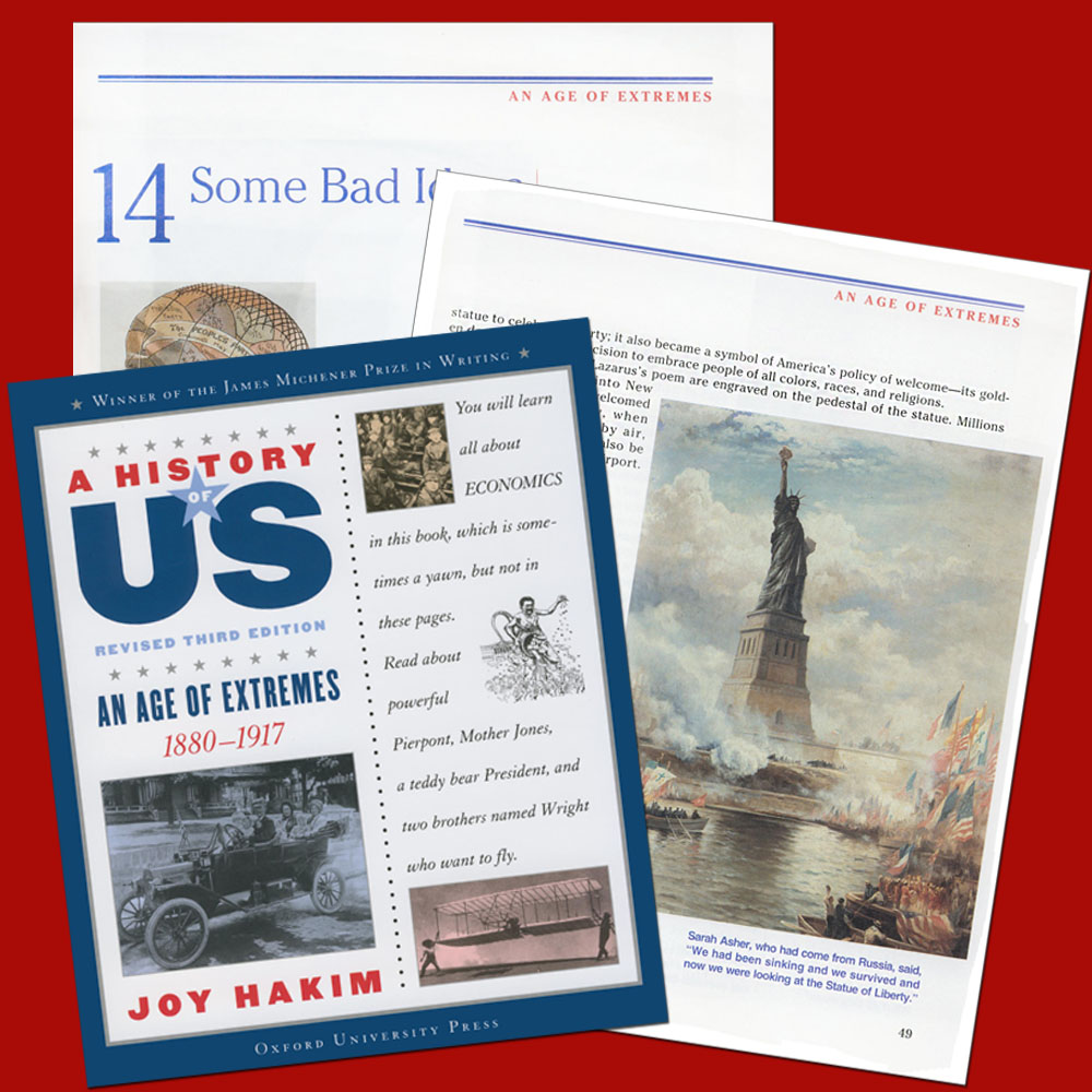 A History of US: An Age of Extremes, 1880-1917