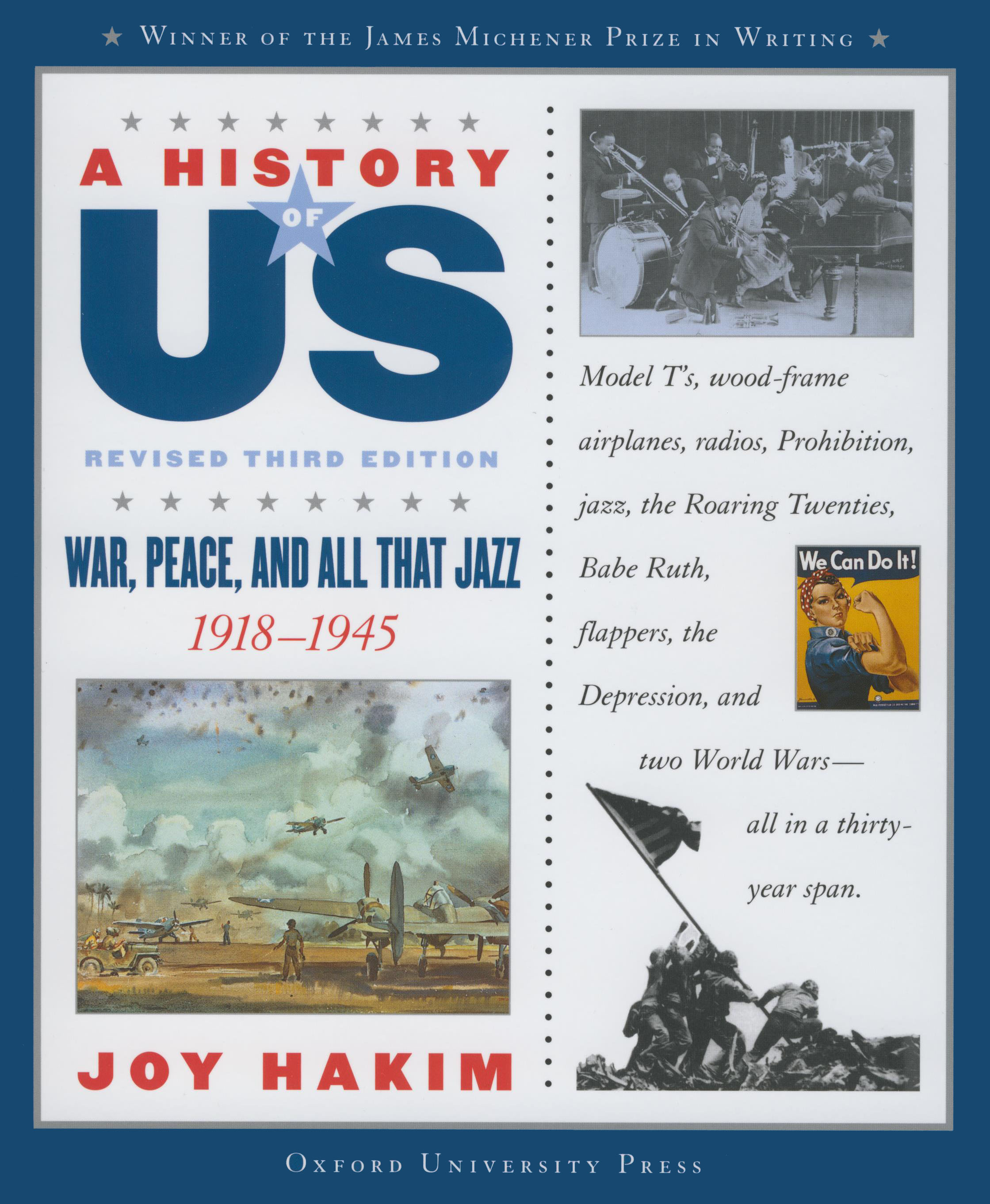 A History of US: War, Peace and All That Jazz, 1918-1945