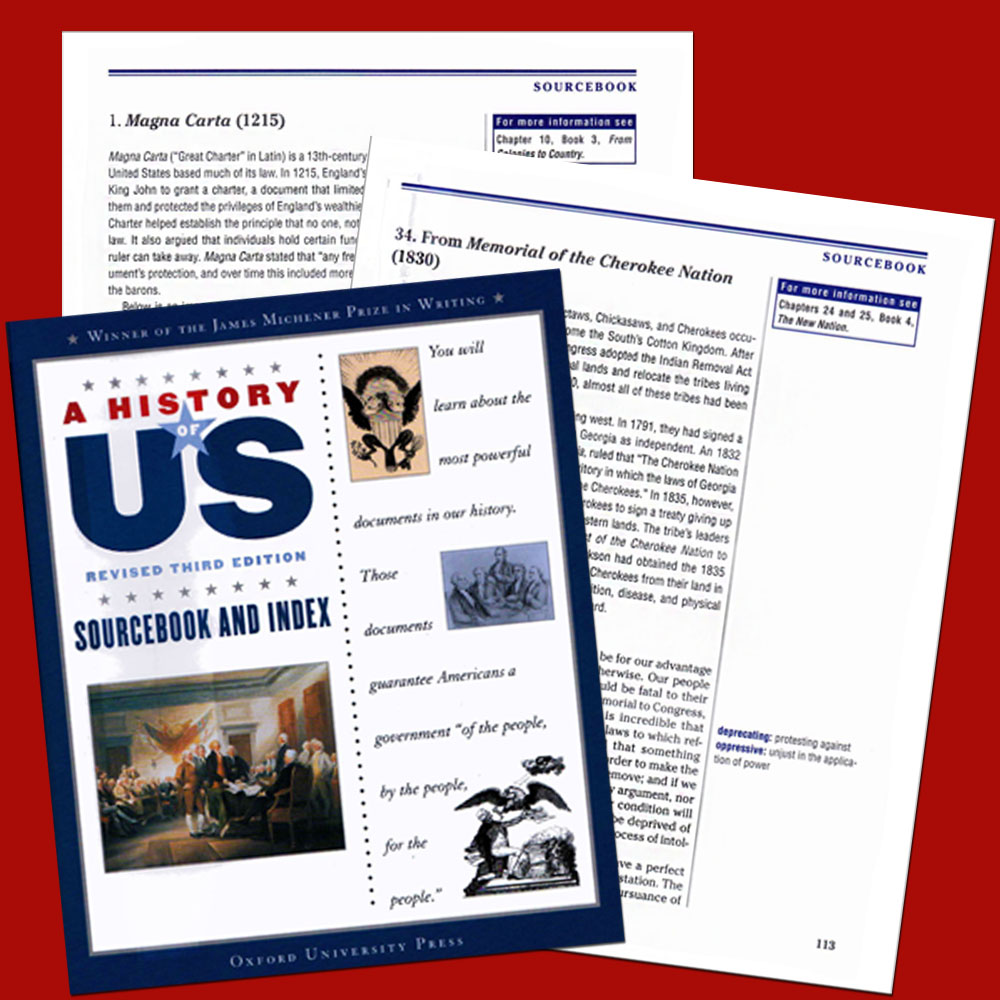 History of US Sourcebook & Index