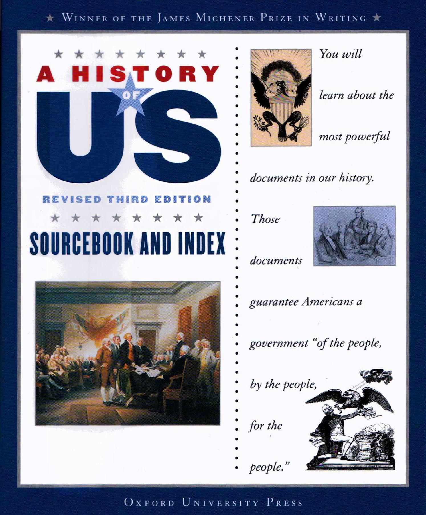 History of US Sourcebook & Index