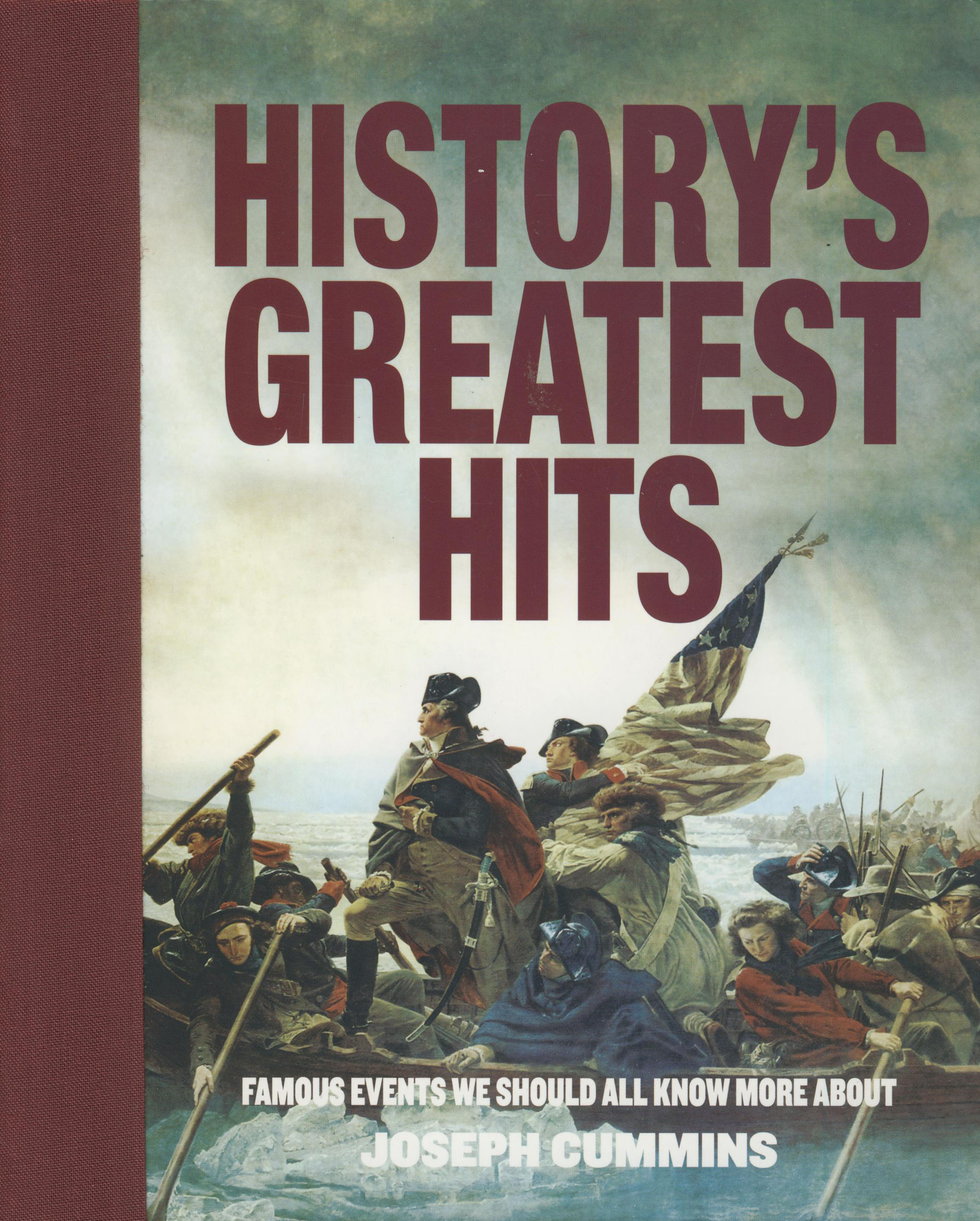 History's Greatest Hits Book