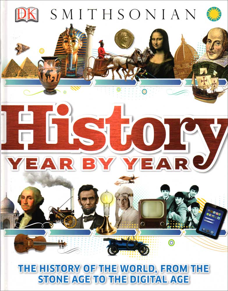 History Year by Year Resource Book