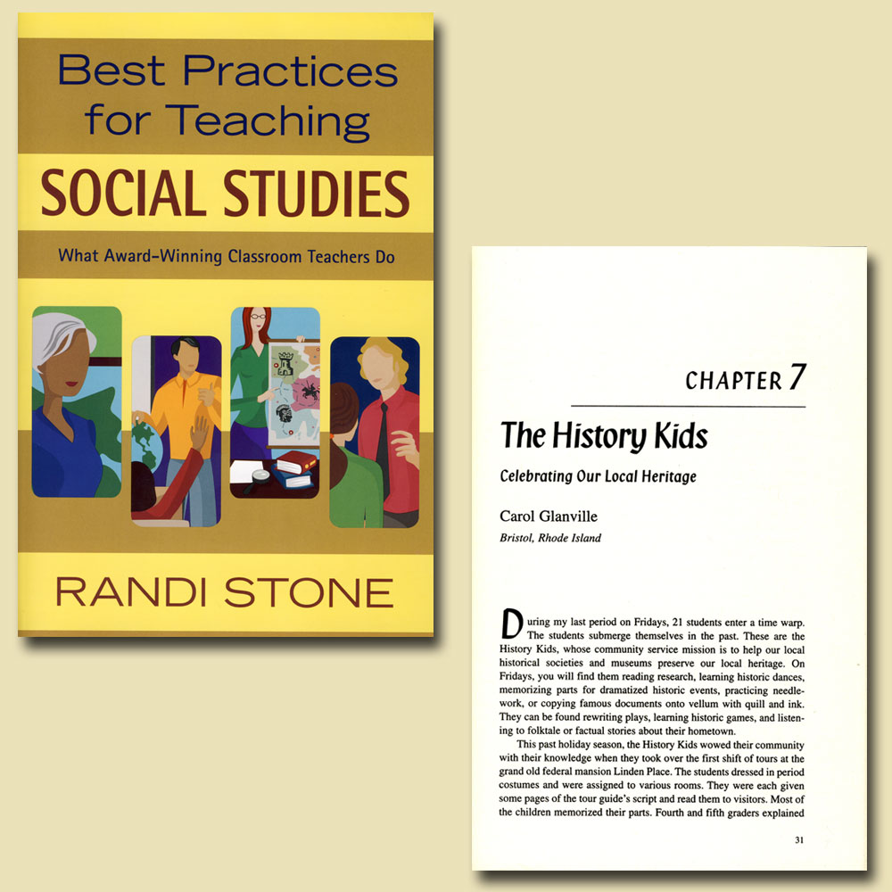 Best Practices for Teaching Social Studies Book