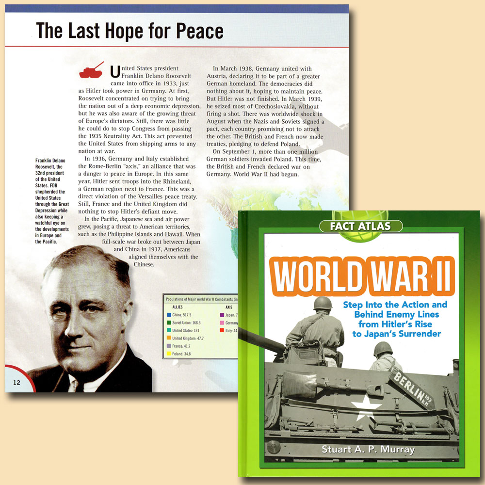 World War II Book