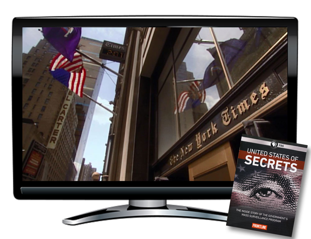 United States of Secrets DVD
