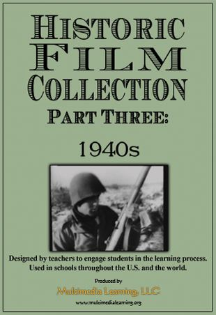 Historic Film Collection Part 3: Pre 1940s