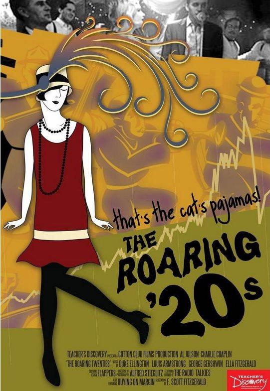 Roaring Twenties Movie Poster