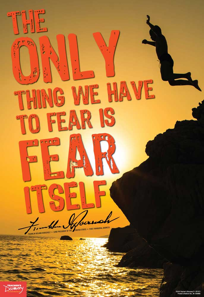 Fear Itself Mini-Poster
