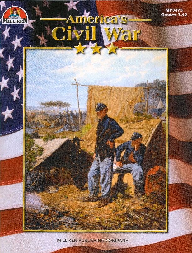 America's Civil War: The American Experience Book