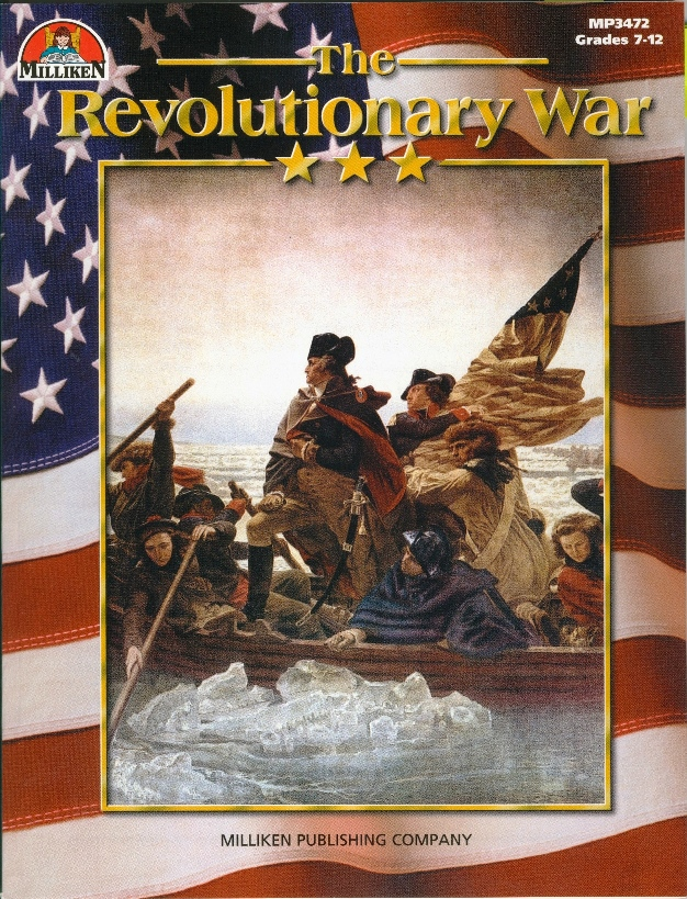 The Revolutionary War: The American Experience Book