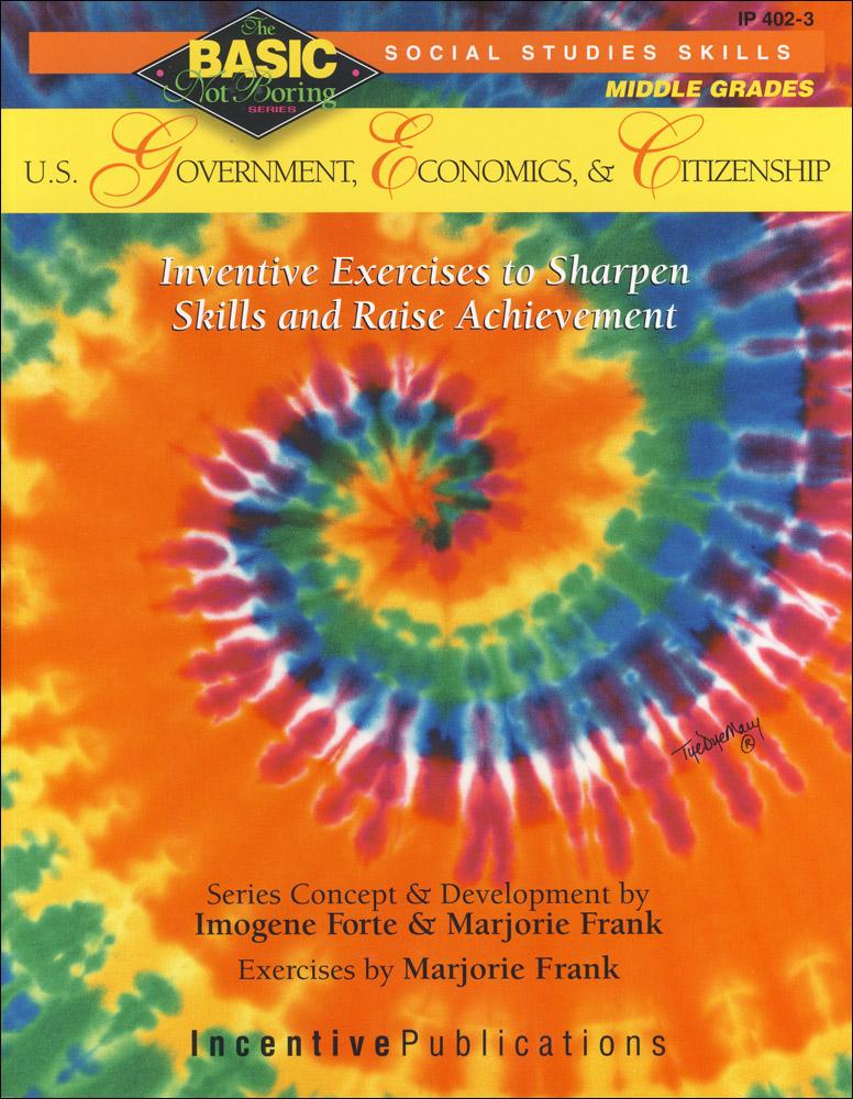 U.S. Government, Economics, and Citizenship Book