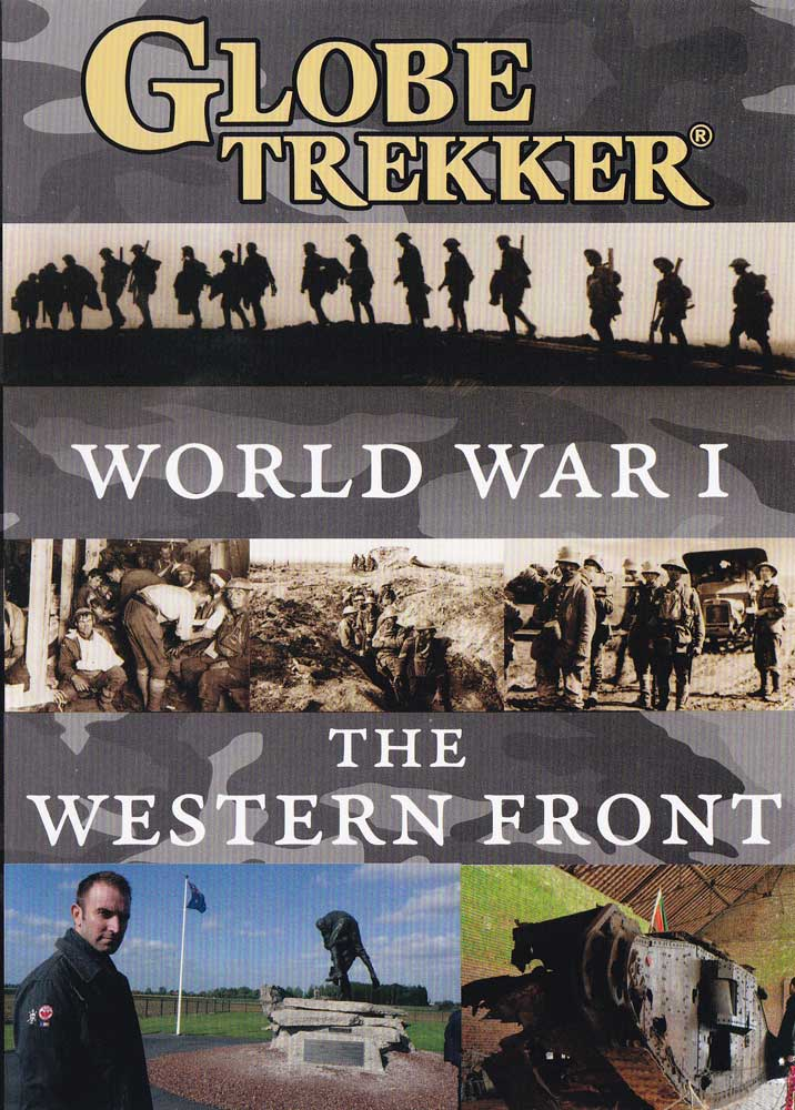 Globetrekker World War 1: The Western Front DVD