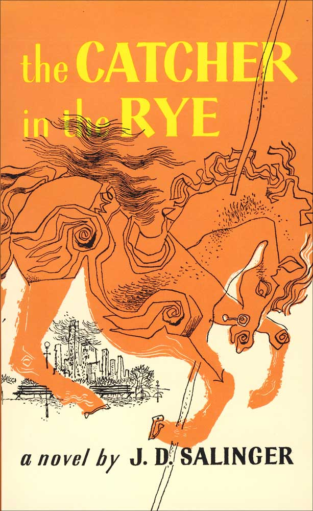 The Catcher In The Rye Paperback Book (790L)