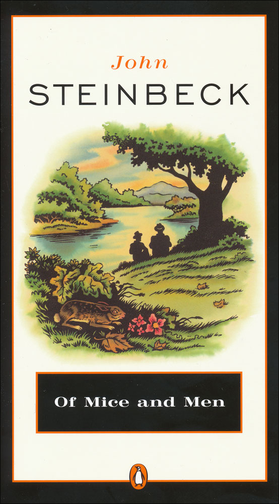Of Mice and Men Paperback Book (HL580L)