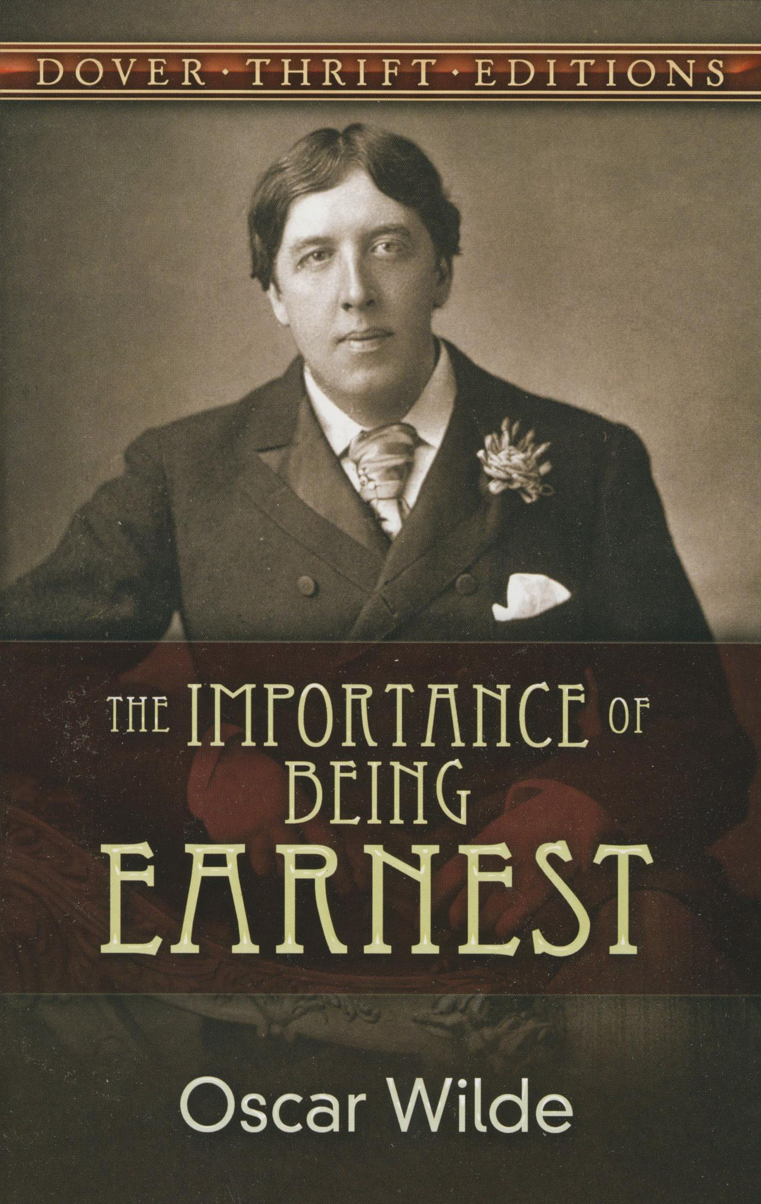 The Importance of Being Earnest Paperback Book (NP)