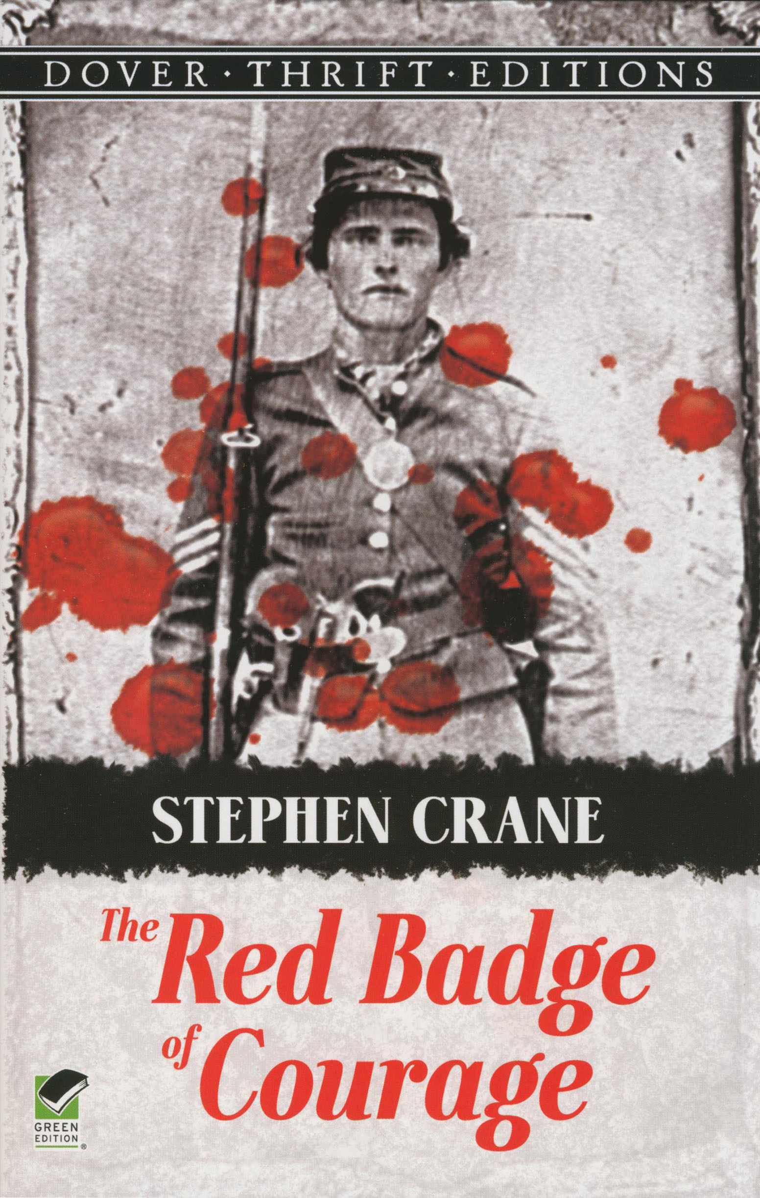 an article review on red badge of courage Brothersjuddcom reviews stephen crane's the red badge of courage - grade: b.