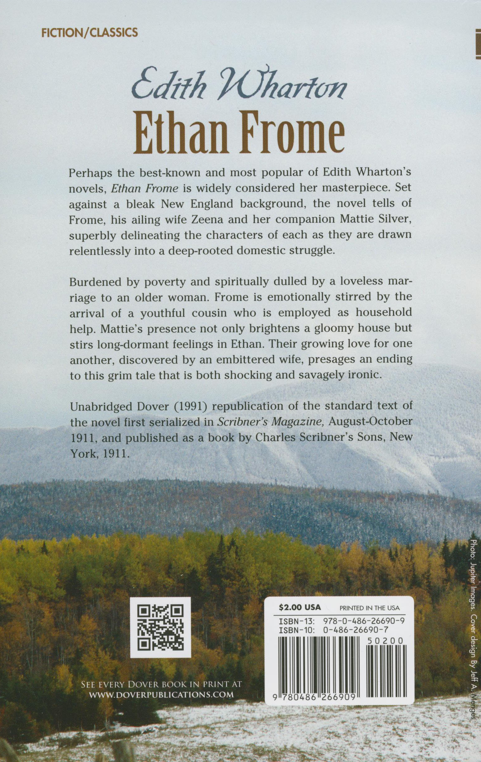 ethan frome marriage essay