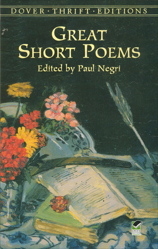 Great Short Poems Paperback Book (NP)