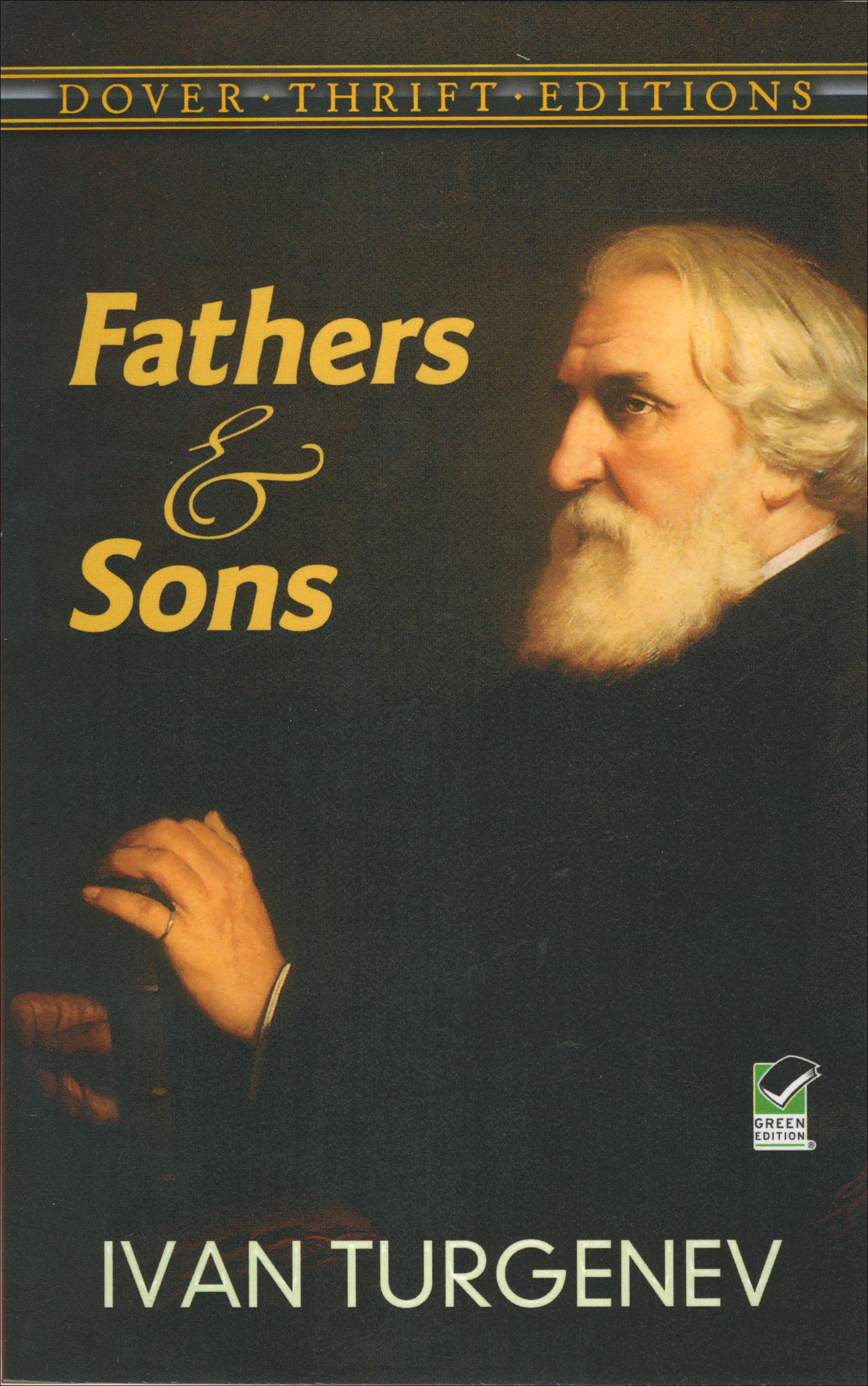 Fathers and Sons Paperback Book (980L)