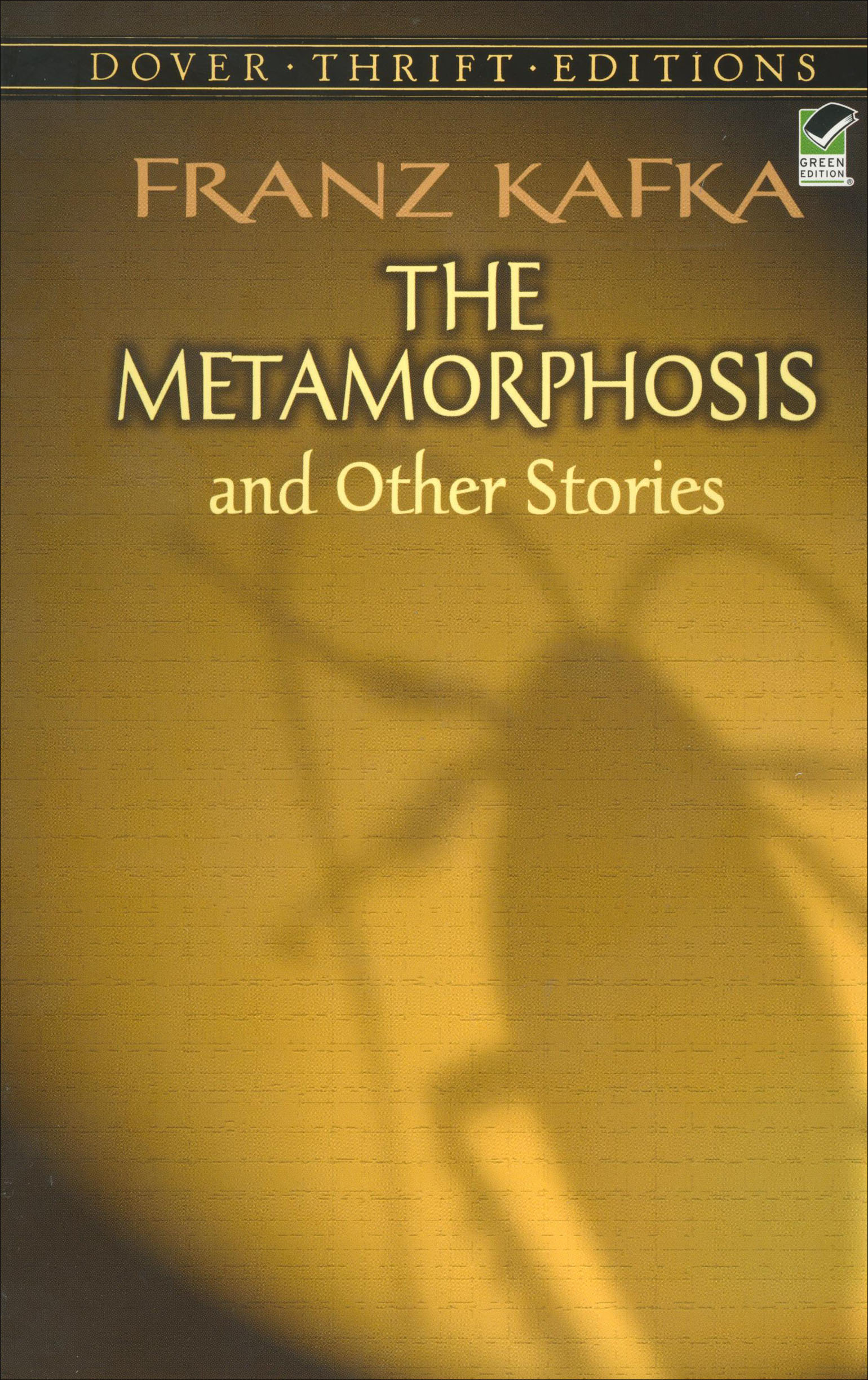The Metemorphosis and Other Stories