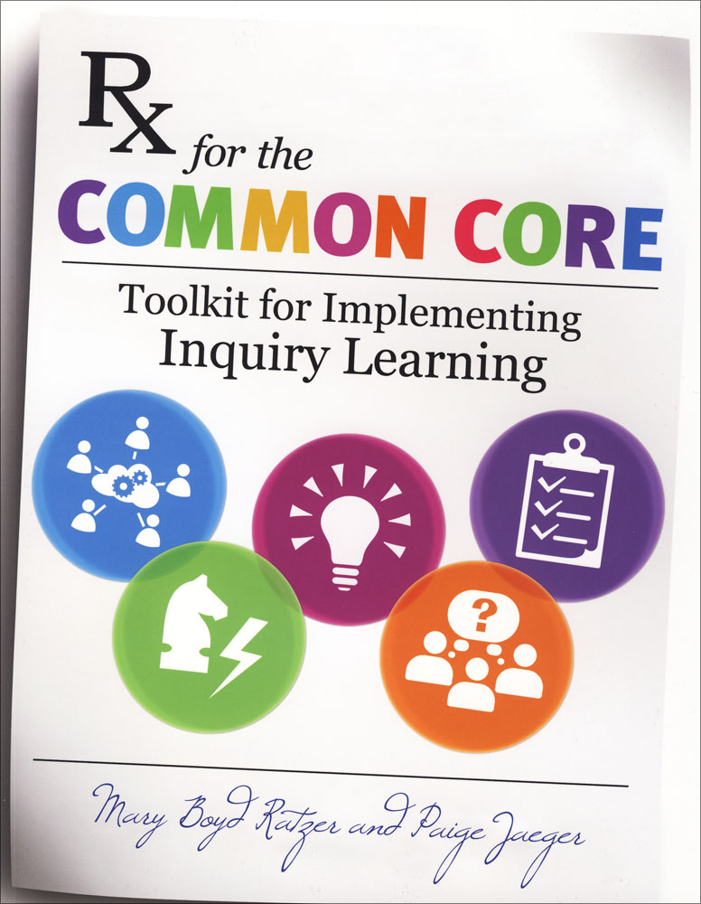 Rx for the Common Core Book