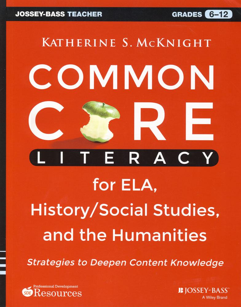 Common Core Literacy Book