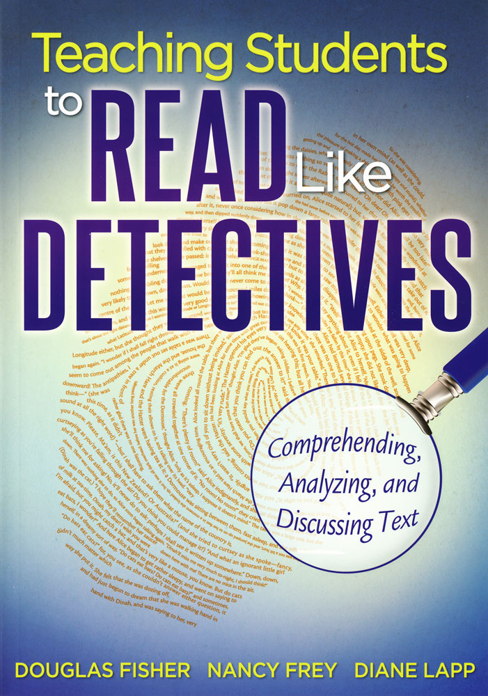Teaching Students to Read Like Detectives Book