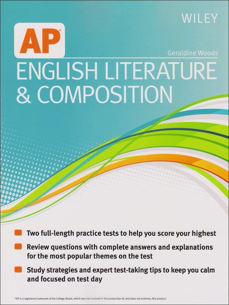 AP English Literature & Composition Book