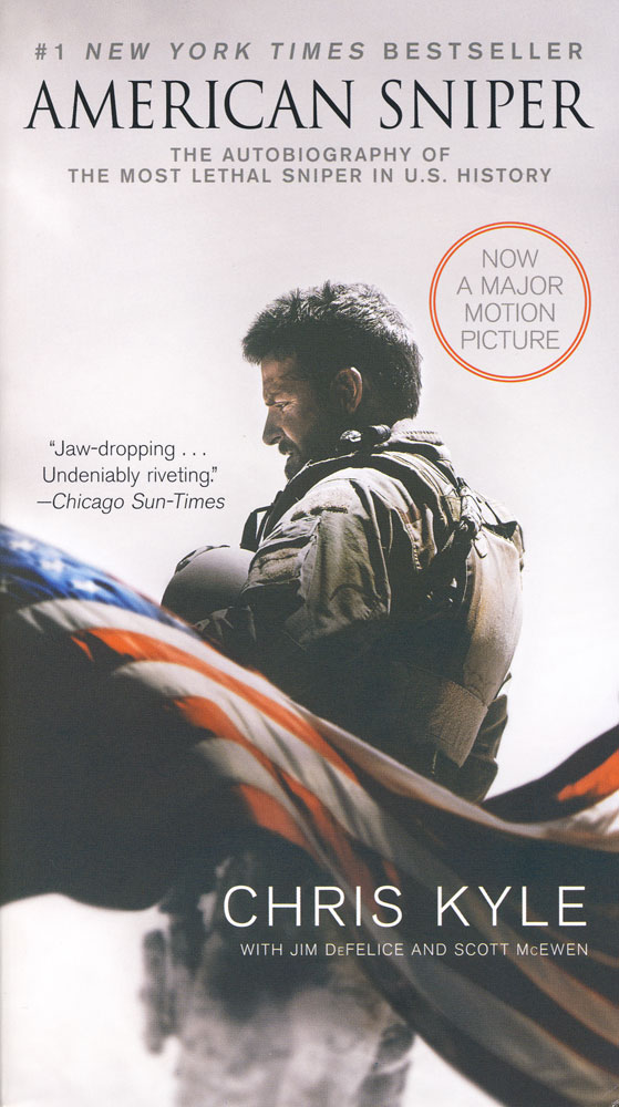 American Sniper Novel