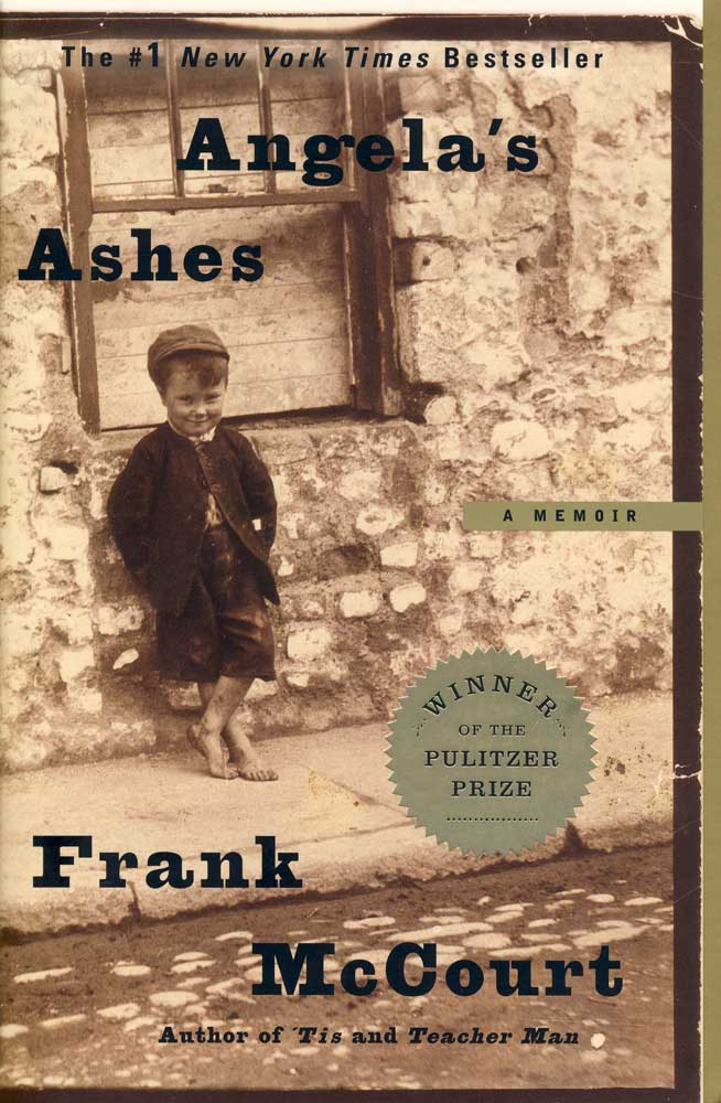 Angela's Ashes Paperback Book (1010L)