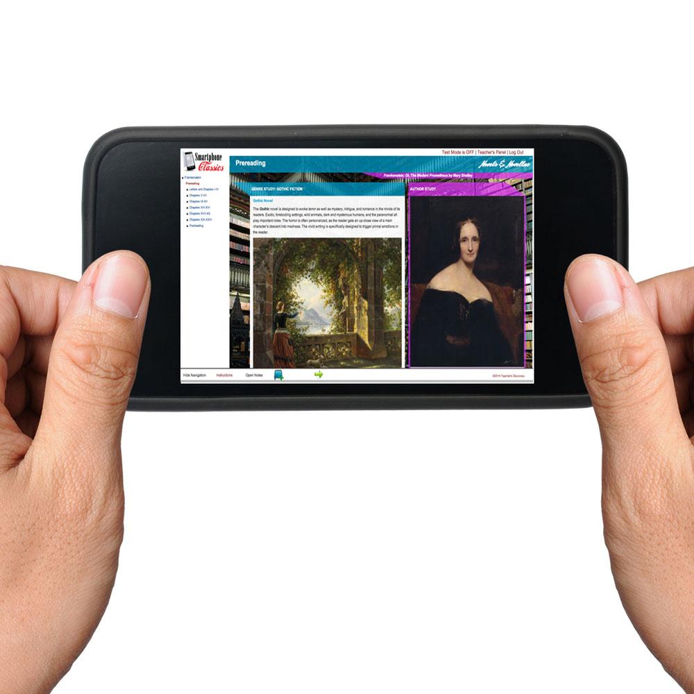 Frankenstein Smartphone Classics