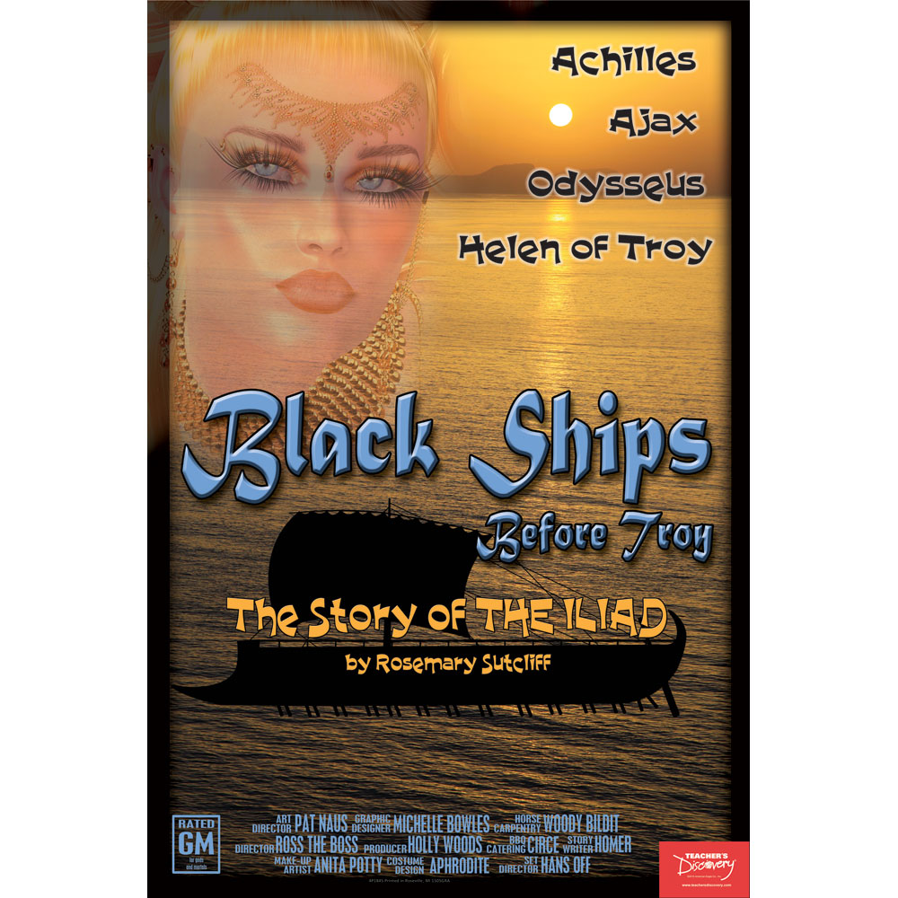 Black Ships Before Troy: The Story of the Iliad Movie Poster