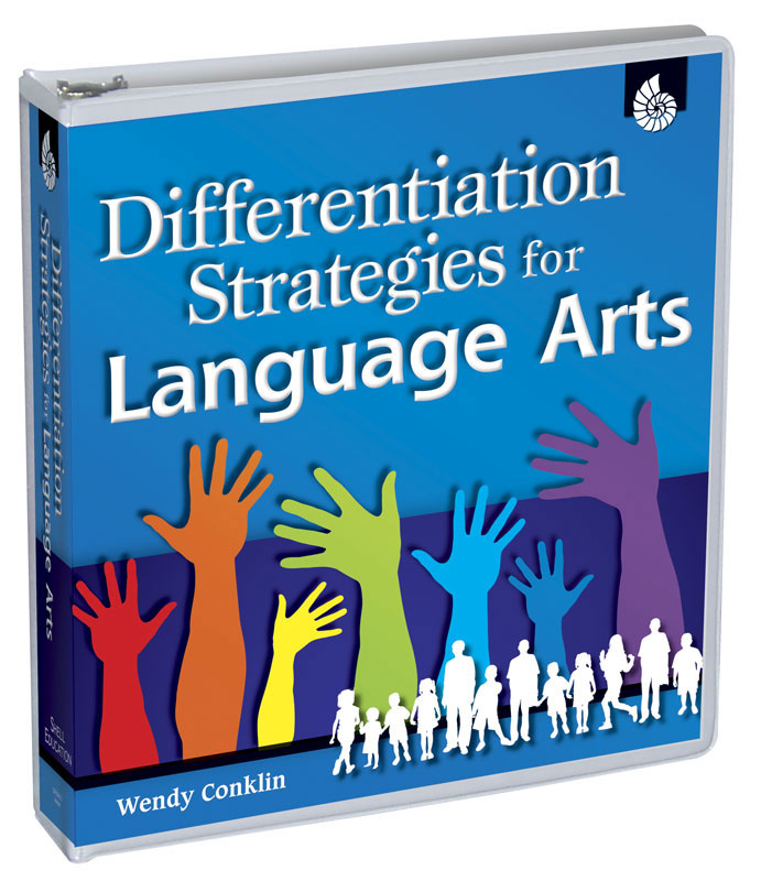 Differentiation Strategies for Language Arts Binder