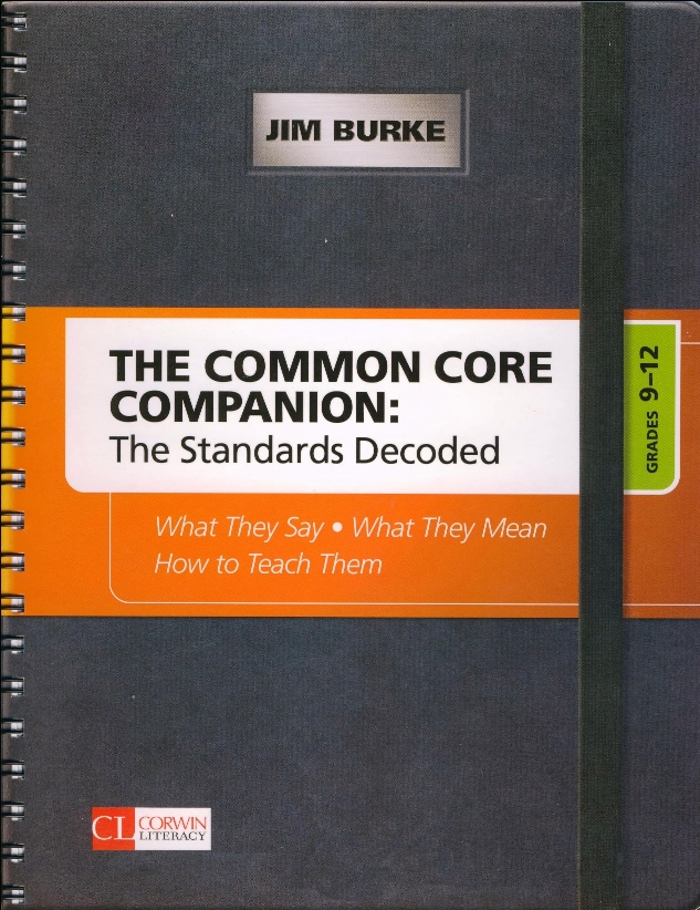 The Common Core Companion Standards Decoded Resource Book