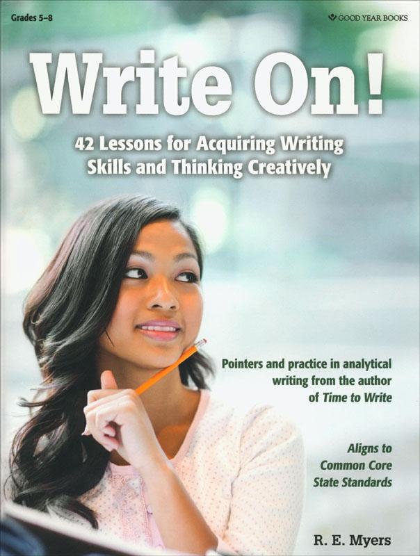Write On! Activity Book