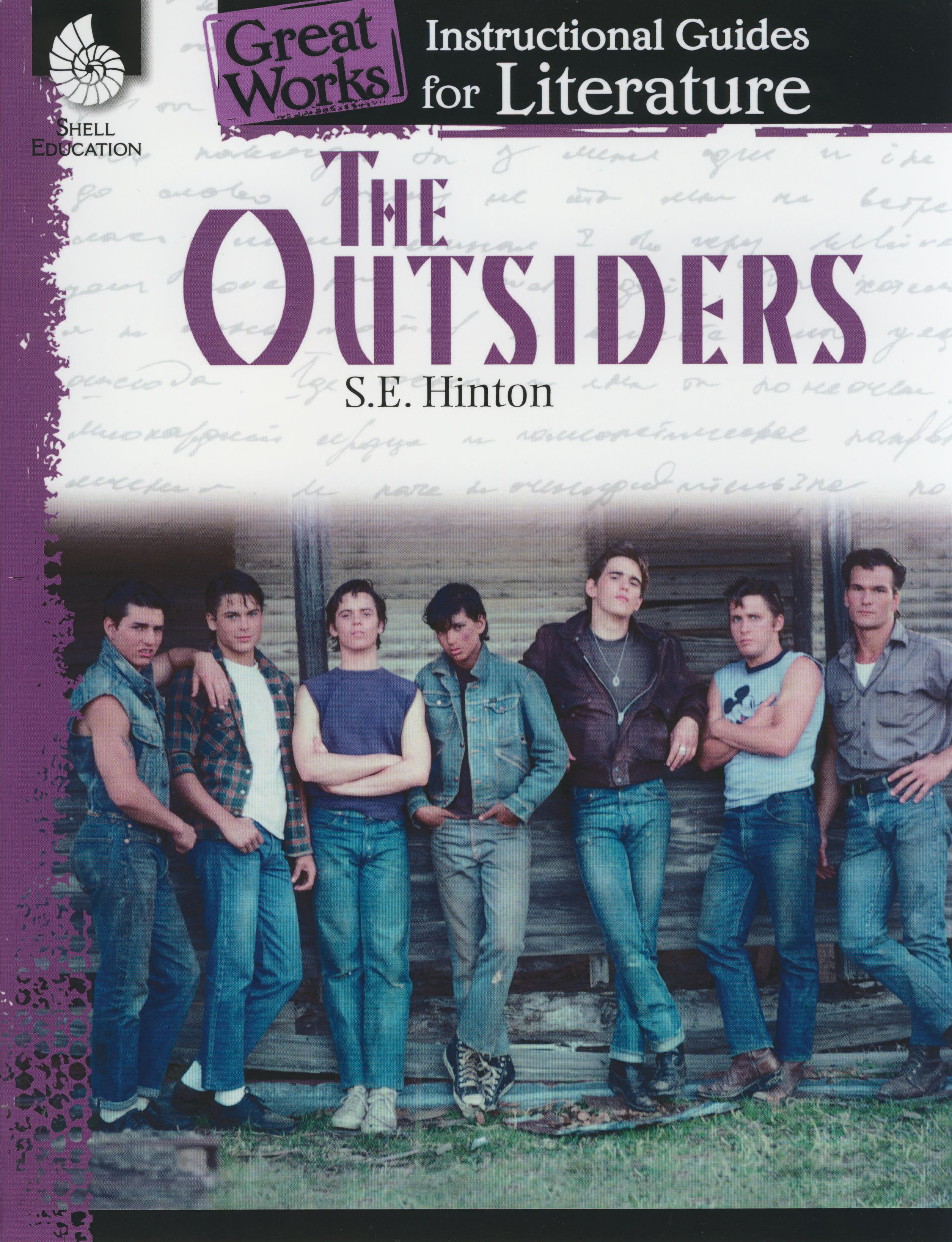 Great Works Instructional Guide for Literature: The Outsiders