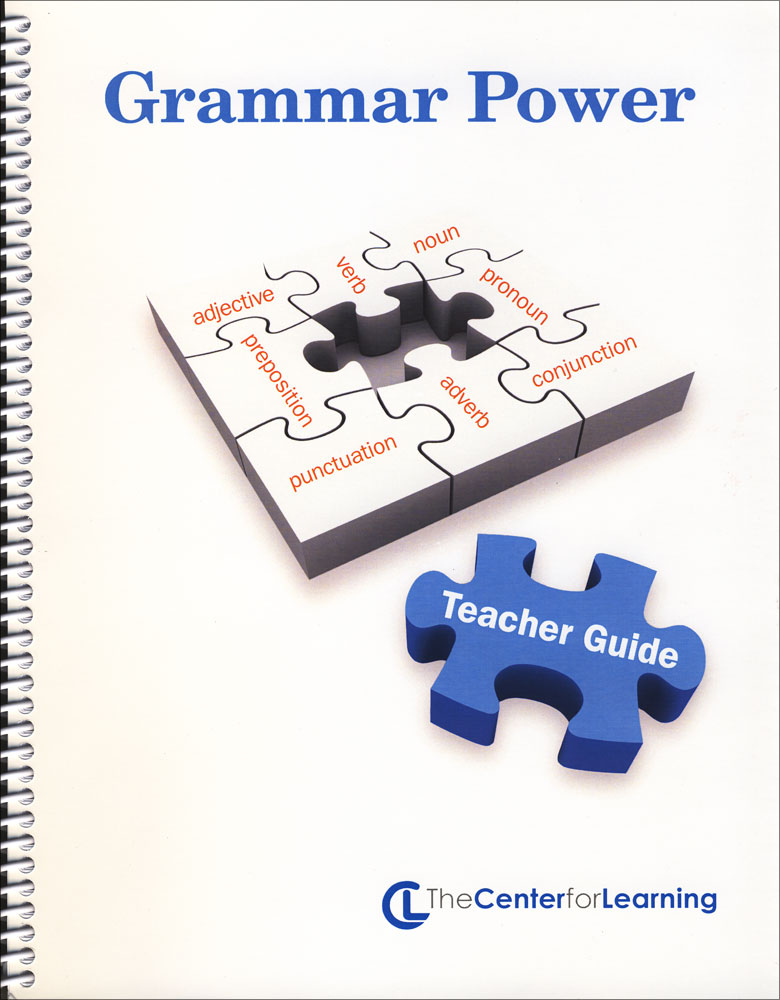 Grammar Power Teacher Guide With CD