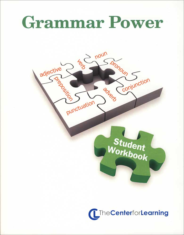 Grammar Power Student Workbook