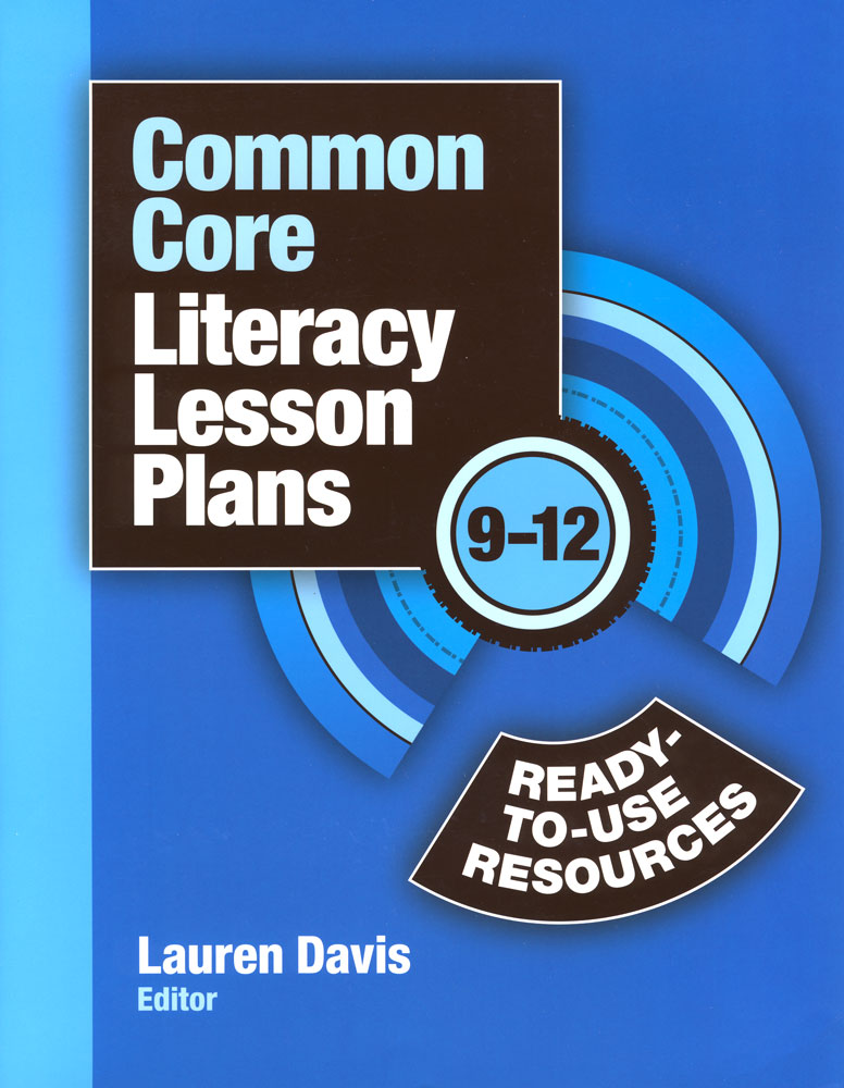 Common Core Literacy Lesson Plans Book
