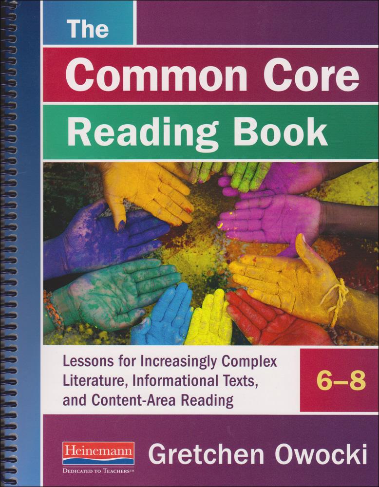The Common Core Reading Book