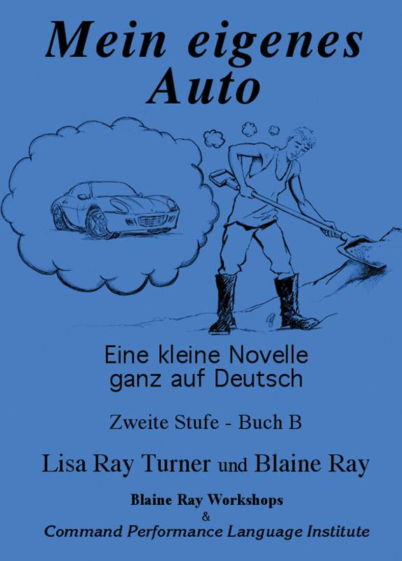 Mein eigenes Auto Level 2 German Reader